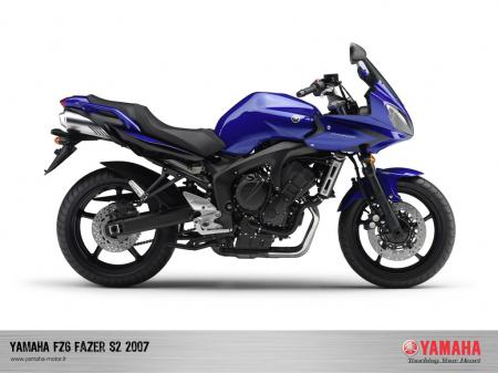 2007 Yamaha FZ6 Fazer S2
