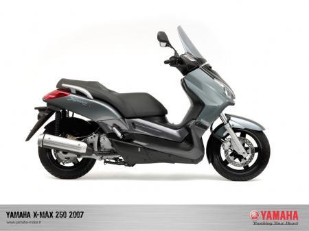 2007 yamaha x max 250