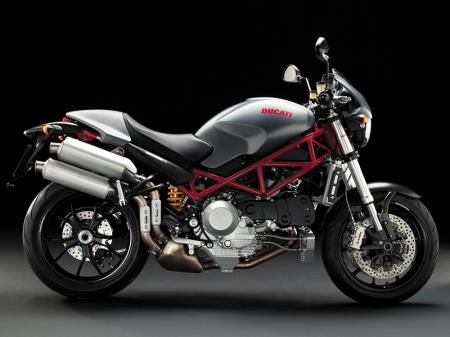 Ducati Monster Superbike Motorcycle
