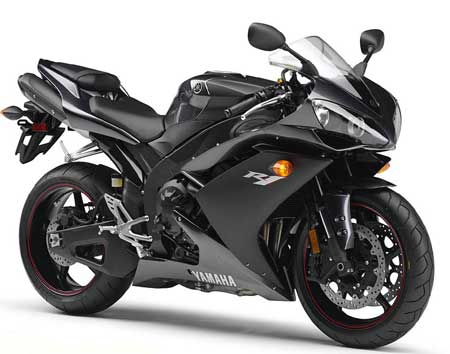New Yamaha YZF-R1 Image Gallery
