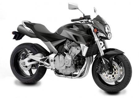 2007 Honda CB600F Hornet