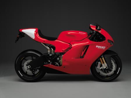 2007 Ducati Desmosedici RR
