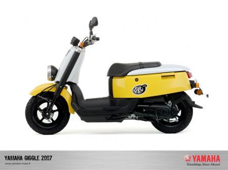 2007 Yamaha Giggle
