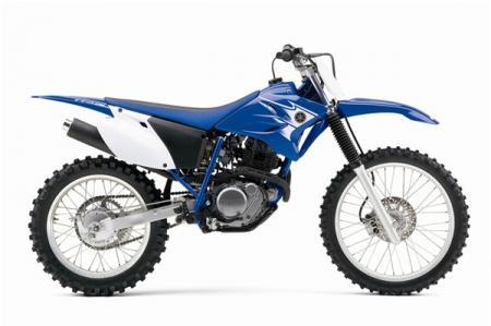 2007 Yamaha TT-R 230